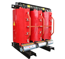 SCB10 three-winding double split epoxy cast dry-type transformer