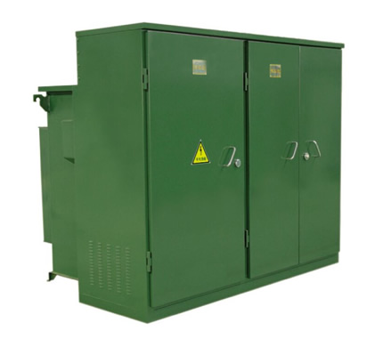 Combined transformer system (American box changed)