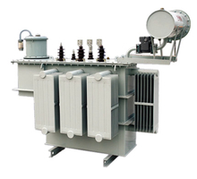 10kV, 35kV grade SZ11 series oil-immersed on-load regulating transformer